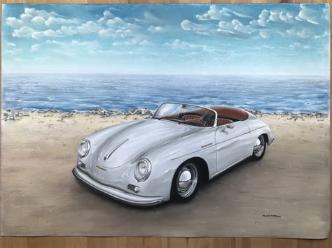first porsche 356 porsche 356 speedster sasha spasic draw to drive