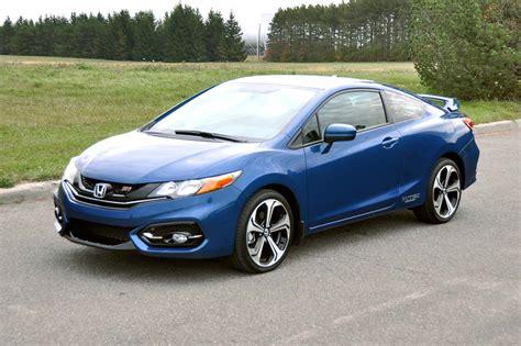 Test Drive: 2015 Honda Civic Si
