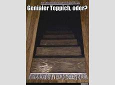 Genialer Teppich, oder? Lustige Bilder, Sprüche, Witze