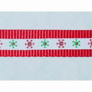 1MC917 Red and Green Snowflakes - NorthwindNorthwind