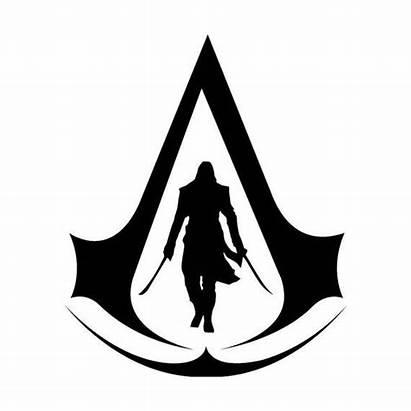 Creed Assassin Decal Origins Flag Abstergo Ezio