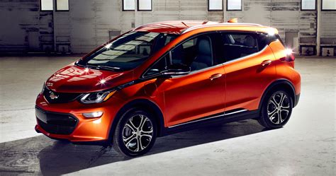 Chevrolet Car : How Gm Beat Tesla To The First True Mass-market Electric
