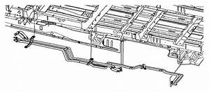 Chrysler Town  U0026 Country Hose  Heater  Rear  Packageseating