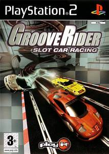 Achat GrooveRider Slot Car Racing Sur PS2
