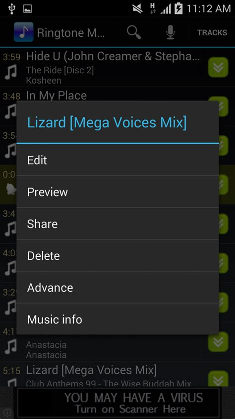 android ringtones set any song as a ringtone on an android phone how to