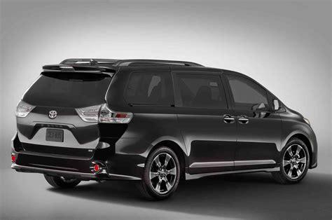 2019 Toyota Sienna Rumors, Redesign, Release, Hybrid, Spy