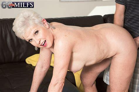 Busty Granny Jewel Fucking Cock Twice Her Age Pichunter
