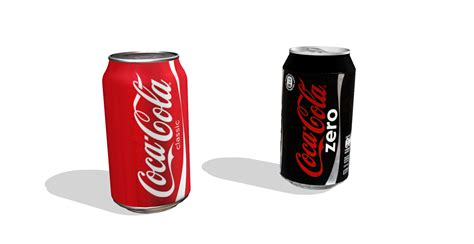 MMD - Coca Cola Cans ''Normal'' and ''ZERO'' [+Dl] by ...