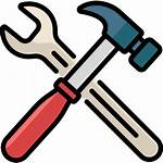 Hammer Icon Construction Cropped Icons Export Flaticon