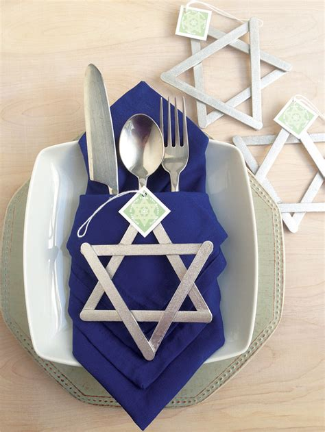 diy hanukkah ornaments party inspiration