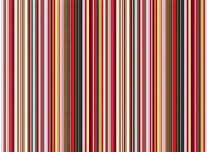 Rainbow stripes Original Wall Mural & Wallpaper