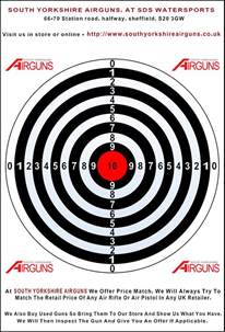 our free targets