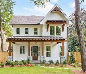 beautiful modern farmhouse exterior 14 modern farmhouse With couleur de maison tendance exterieur