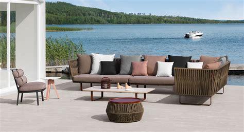 sofa exterior para terraza tipos de muebles de exterior blog de muebles y decoraci 243 n