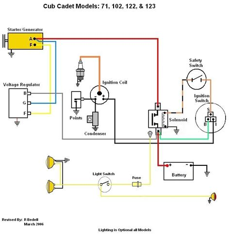 6 volt generator wiring diagram wiring diagram and fuse