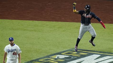 Late power surge leads Braves to win over Dodgers in Game ...