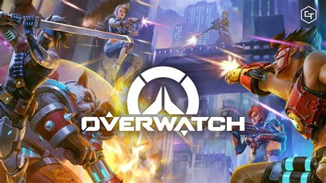 Overwatch Mobile Game