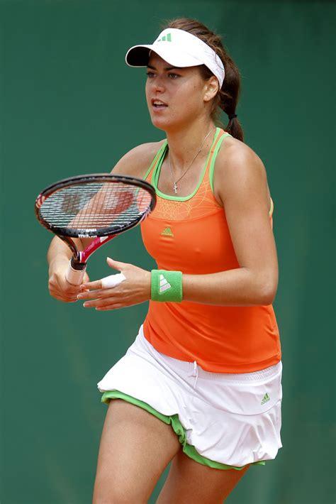 07.04.90, 31 years wta ranking: Sorana Cirstea - Sorana Cirstea Photos - 2011 French Open ...