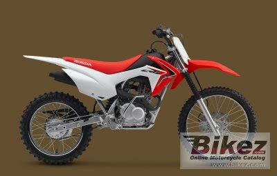 Honda Crf150l Picture by 2017 Honda Crf125f Big Wheel Specifications And Pictures