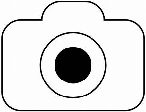 Camera Clipart Black And White Many Interesting Cliparts