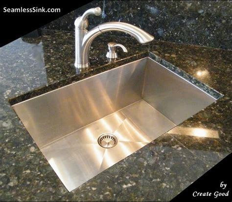 zero radius undermount sink zero radius undermount kitchen sinks model uc ss 0ri s27