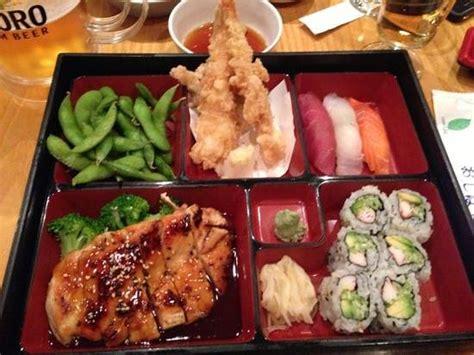 bento japanese cuisine bento box picture of iroha japanese restaurant york