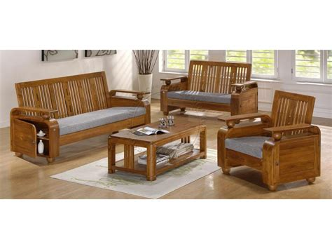 teak wood sofa set ws