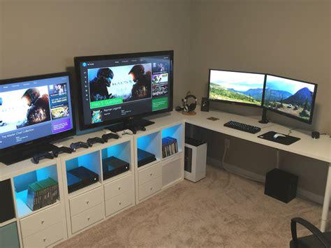 Gamer Zimmer Einrichten by And More Ein Gaming Zimmer Einrichten Auf