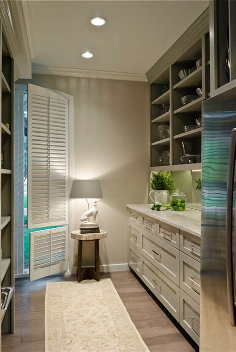 kitchen kitchen pantry  laundry room design home