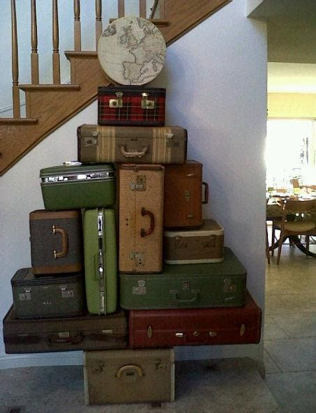 suitcase christmas tree  projects alternative