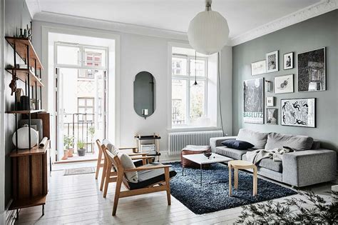 Beautiful Scandinavian Inspired House by Beautiful Scandinavian Inspired One Bedroom Apartment