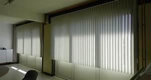Rideaux Lamelles Verticales : rideaux lamelles verticales store lamelles verticales ~ Premium-room.com Idées de Décoration