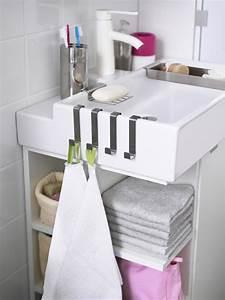 Schmale Waschbecken Ikea : kleine b der gestalten tipps tricks f r 39 s kleine bad ~ Articles-book.com Haus und Dekorationen