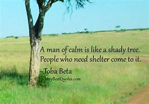 Simply Stated �... Power Of Calmness Quotes