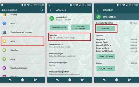 apps auf sd karte verschieben externes speichern bei android