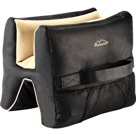 bench rest shooting bags stoney point marksman s bench rest bag unfilled umbb 50 b h