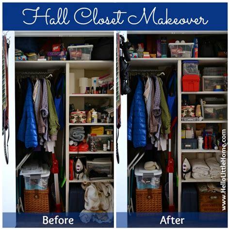i m getting organized closet makeover
