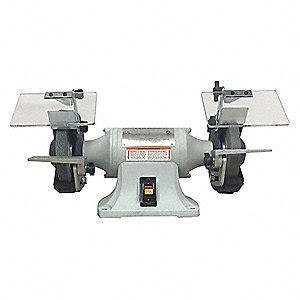 dayton bench grinder dayton 6 quot bench grinder 120 240v 1 3 hp 3450 max rpm