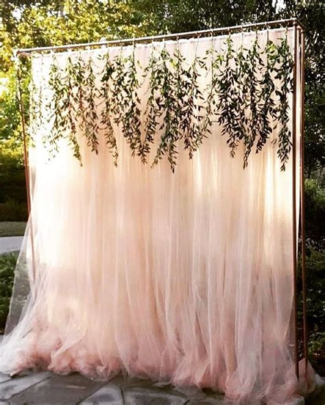 Backdrop Outdoor by 30 Sweet Ideas For Intimate Backyard Outdoor Weddings