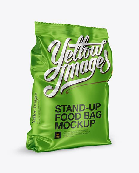 Somehow or the other we all love and enjoy hunting for the best outfits and accessories for ourselves and therefore whenever we get a chance to explore the shops and malls. Kraft Stand-up Bag Mockup - Half Side View - Metallic ...