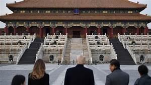 Trump Arrives in China Amid Chorus of Human Rights Concerns