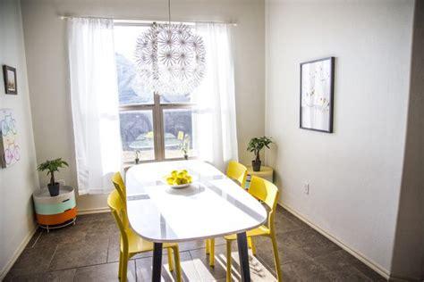 ikea modern american dining room dream design mom