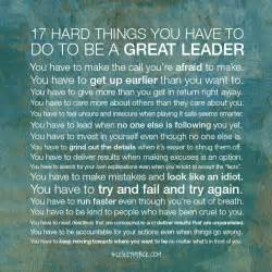 Quotes About Be a Great Leader