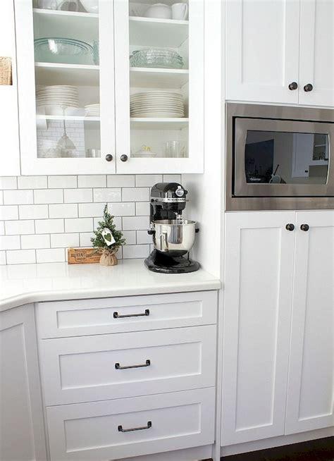 white kitchen cabinets black hardware 70 white kitchen cabinets decor ideas kitchen cabinets 1791