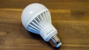 Smart Home Systeme Test 2016 : die elgato avea bulb bluetooth led gl hbirne im test techtest ~ Frokenaadalensverden.com Haus und Dekorationen