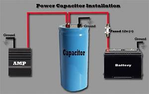 How To Charge A Audio Capacitor