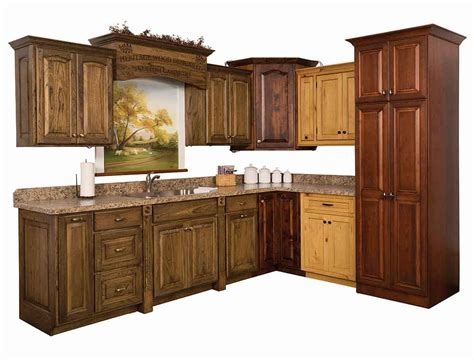 amish made kitchen cabinets amish made cabinets