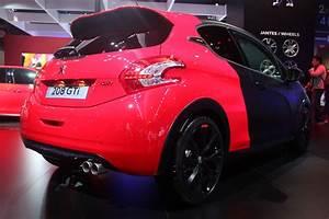 208 Rouge : logo voiture rouge et noir ~ Gottalentnigeria.com Avis de Voitures
