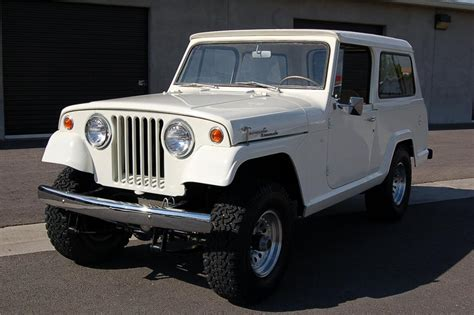 dual lock 1969 jeep jeepster commando suv 176969