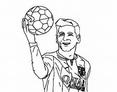 HD Wallpapers Cristiano Ronaldo Printable Coloring Pages